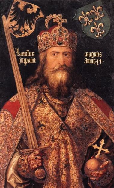 Charlemagne by Albrecht Durer